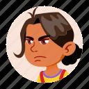 avatar, child, expression, girl, hindu, indian, kid
