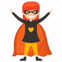 child superhero, comic superhero, jubilation lee, superhero cartoon, superhero kid icon