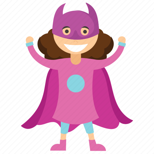 batgirl child superhero comic superhero superhero cartoon