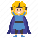 carol danvers, child superhero, comic superhero, superhero cartoon, superhero kid icon