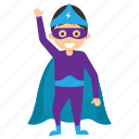 child superhero, comic superhero, marvelman, superhero cartoon, superhero kid icon