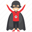 batman, child superhero, comic superhero, superhero cartoon, superhero kid icon