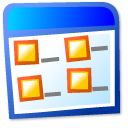 multicolumn, view icon