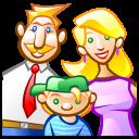 family, grandparent icon