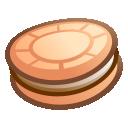cake, cookie, food