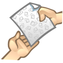fileshare, gift, share icon