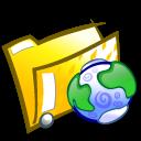 folder, htm, html icon