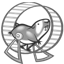 clicknrungrey icon