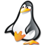 animal, linux, penguin icon