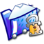 folder, locked icon