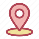 country, gps, location, navigation, place, point, pointer