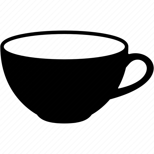 coffee cup, cup, drink, glass, tea cup icon