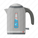 electric kettle, equipment, fixture, kitchen, tool icon