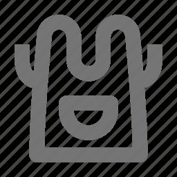 apron, kitchen icon