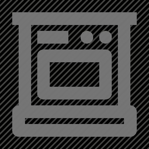 kitchen, oven, stove icon