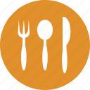 cooking, cutlery, food, fork, kitchen, knife, spoon
