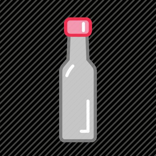 beverage, bottle, drink, food, kitchen, water icon
