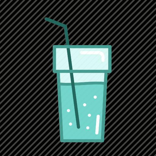 beverage, bottle, drink, food, kitchen, restaurant, water icon