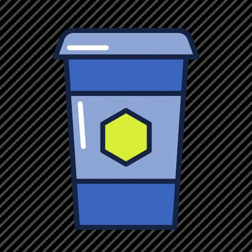 beverage, bottle, coffee, drink, food, kitchen, water icon