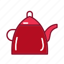 beverage, bottle, drink, food, kettle, kitchen, water icon