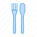 cook, cooking, food, fork, kitchen, restaurant, spoon