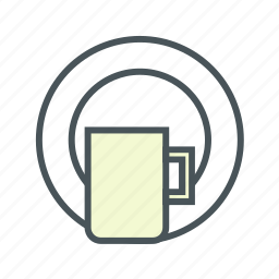 cooking, dishes, kitchen icon