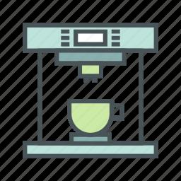 cooking, espresso, kitchen icon