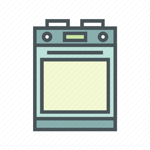 cooking, kitchen, oven icon