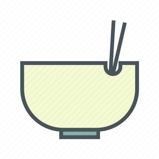 bowl, cooking, kitchen, salad icon