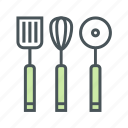 cooking, kitchen, utensils icon