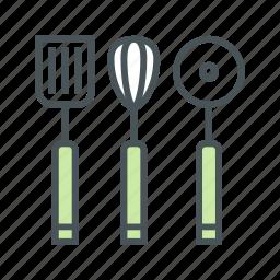 cooking, kitchen, utensils icon