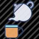 coffee, cup