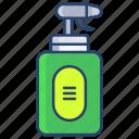spray, bottle