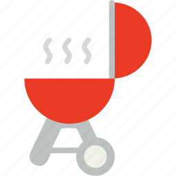barbecue, bbq, charcoal, food, grill, picnic, shashlik icon