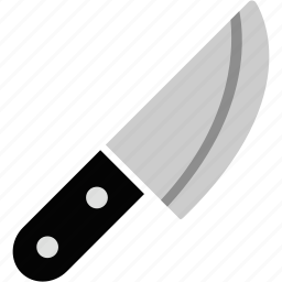 chef, cut, cutlery, kitchen, knife, restaurant, silverware icon