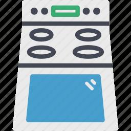 baking, kitchen, microwave, oven, restaurant, roast, stove icon