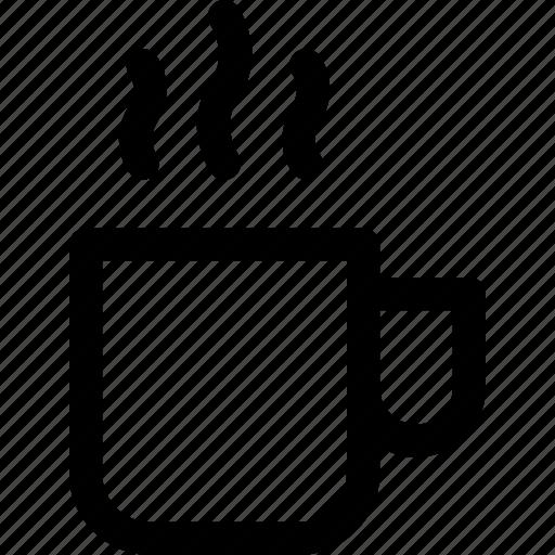 coffee, cup, espresso, hot, mug icon