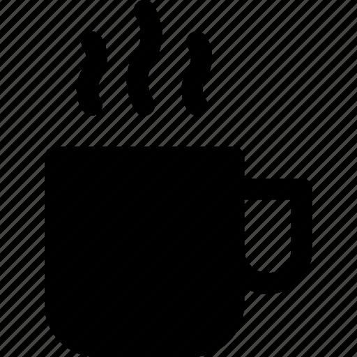 caffeine, coffee, cup, drink, hot, mug icon