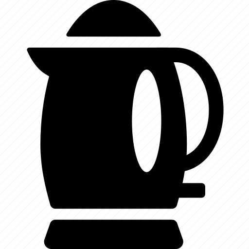 appliance, electric, hot, kettle, kitchen, tea, water icon