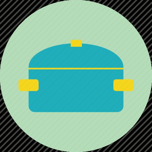 cooking, food, pot, saucepan icon