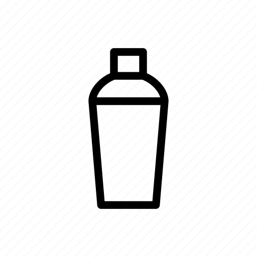 alcohol, bar, beverage, cocktail, drink, shaker icon