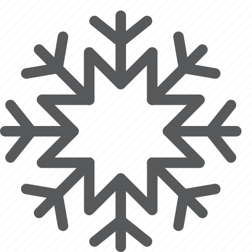 cold, cook, kitchen, snow, snowflake, weather, winter icon