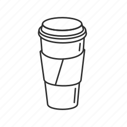 accessories, coffee cup, container, cups, kitchen, plastic cups, water icon