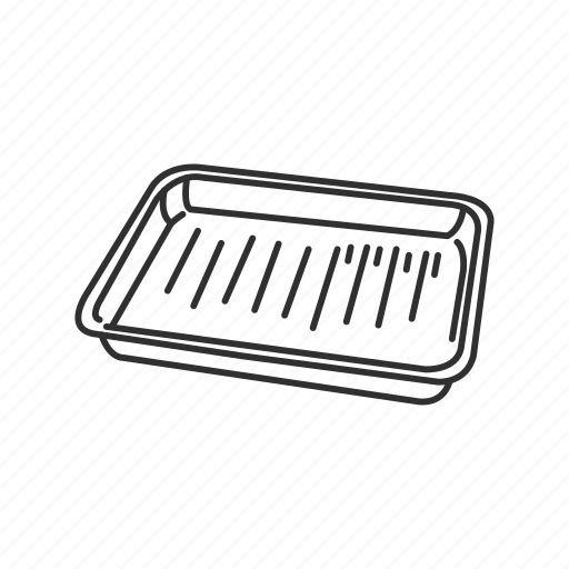 accessories, baking tray, cook, food, kitchen, kitchen tray, tray icon