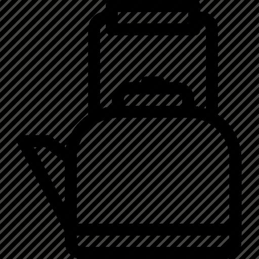 boiled, drink, kettle, pot, tea icon