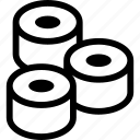 eat, food, japan, orinatal, rice, suchi icon