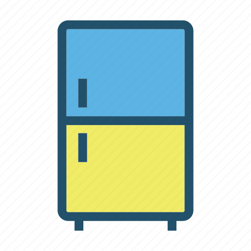 cook, eat, food, icebox, kitchen, refrigerator, restaurant icon