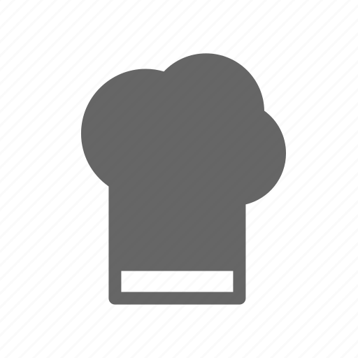 chief, cook, eat, food, hat, kitchen, restaurant icon