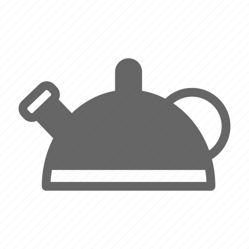 cook, eat, food, kettle, kitchen, pot, restaurant icon