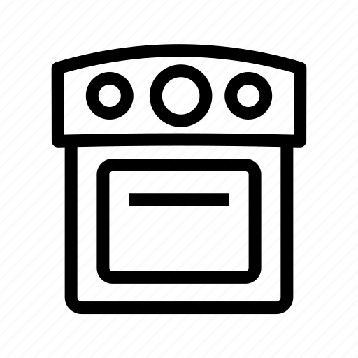 Cook, eat, food, kitchen, oven, restaurant, stove icon - Download on Iconfinder